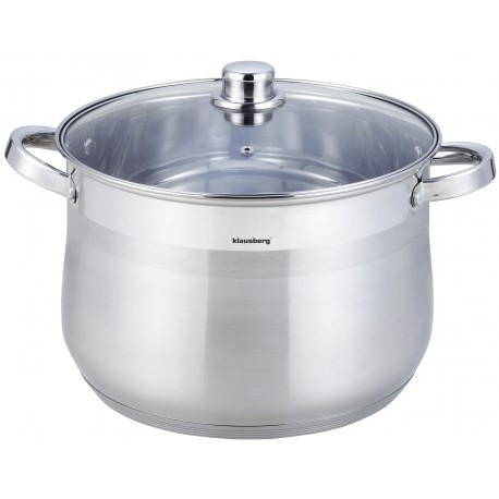 Stock pot with lid