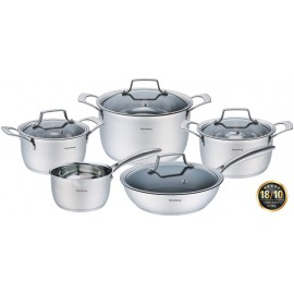 9 pcs cookware set