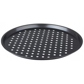 Non stick pizza tray